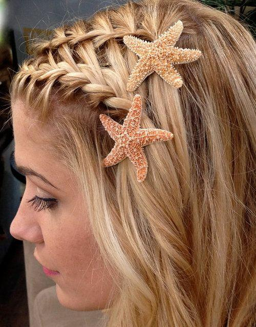 Star Fish & Braids | Hairstyles How To